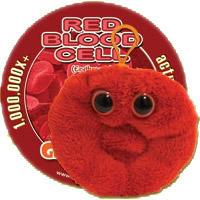 Schlüsselanhänger Rotes Blutkörperchen