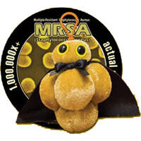 Schlüsselanhänger MRSA